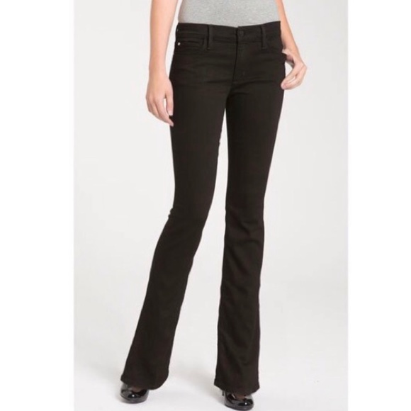 Joe's Jeans Denim - Joe's Petite Bootcut The Provocateur Black Jeans